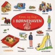 kom og kig i børnehaven - bog