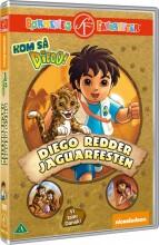 kom så diego / go diego go - diego redder jaguarfesten - DVD