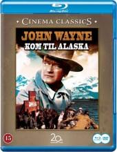 kom til alaska / north to alaska - Blu-Ray