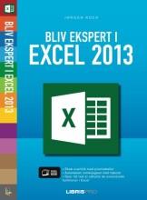 bliv ekspert i excel 2013 - bog