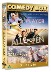 alle for en // alle for to // player film - DVD