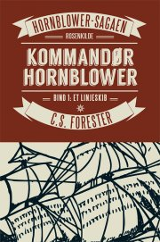 kommandør hornblower - bog