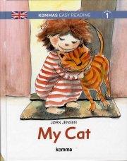 kommas easy reading: my cat - bog