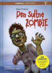 kommas læsestart: den sultne zombie- niveau 2 - bog