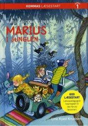 kommas læsestart: marius i junglen - niveau 1 - bog
