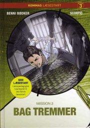 kommas læsestart: scorpio - bag tremmer - mission 2 - niveau 3 - bog