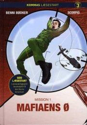 kommas læsestart: scorpio - mafiaens ø - mission 1 - niveau 3 - bog
