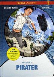 kommas læsestart: scorpio - pirater - mission 3 - niveau 3 - bog