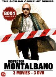 kommissær montalbano - box 4 - episode 10-12 - DVD