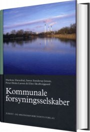 kommunale forsyningsselskaber - bog