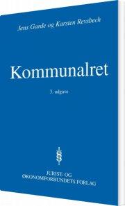 kommunalret - bog