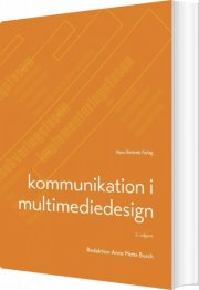 kommunikation i multimediedesign - bog