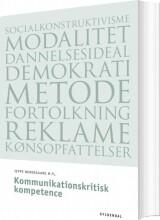 kommunikationskritisk kompetence - bog