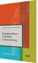 kompendium i bankret & investering - bog
