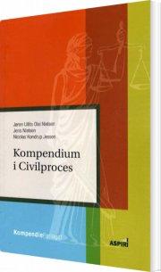kompendium i civilproces - bog
