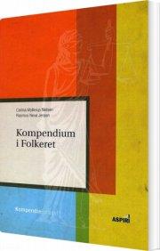 kompendium i folkeret - bog