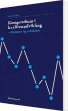 kompendium i kvalitetsudvikling - bog