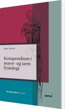 kompendium i mave-tarmfysiologi - bog