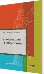 kompendium i obligationsret - bog