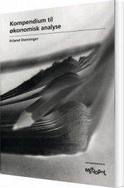 kompendium i økonomisk analyse - bog