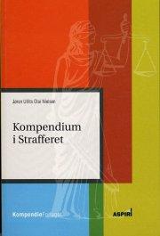 kompendium i strafferet - bog