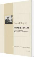 kompendium til k.e. løgstrup: den etiske fordring - bog