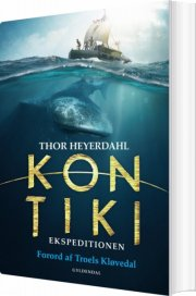 kon-tiki ekspeditionen - bog