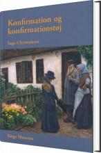 konfirmation og konfirmationstøj - bog
