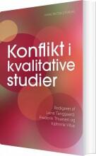 konflikt i kvalitative studier - bog