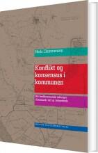 konflikt og konsensus i kommunen - bog