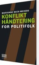 konflikthåndtering for politifolk - bog