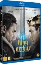 king arthur: legend of the sword / kong arthur: legenden om sværdet - Blu-Ray