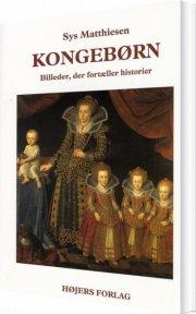 kongebørn - bog