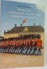 kongelige jubilæums- , minde- og erindringsmedaljer - bog