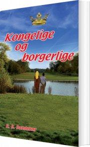 kongelige og borgerlige - bog