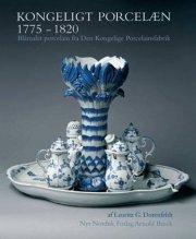 kongeligt porcelæn 1775-1820 - bog