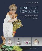 kongeligt porcelæn - bog