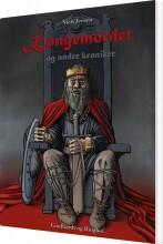 kongemordet - og andre krøniker - bog
