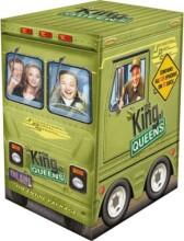 kongen af queens box - den komplette serie - DVD