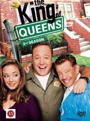 kongen af queens - sæson 2 - DVD