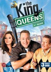 kongen af queens - sæson 8 - DVD