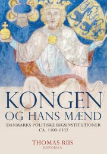 kongen og hans mænd - bog