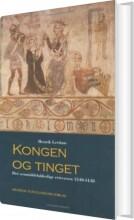 kongen og tinget - bog