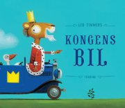 kongens bil - bog