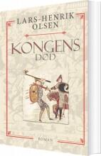 kongens død - bog