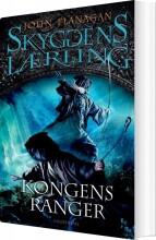 skyggens lærling 12 - kongens ranger - bog