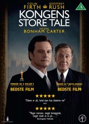 the king's speech / kongens store tale - DVD