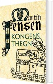 kongens thegn - bog