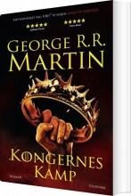 kongernes kamp - bog