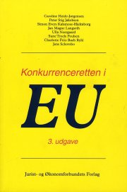konkurrenceretten i eu - 3. udgave - bog